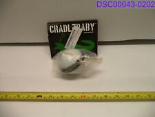 CradleBaby Rubber Lacrosse Ball Training