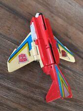 1985 Jetfire Hasbro Transformers Jet Plane Red / Parts