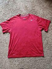 Nike Legend Dri-Fit Crew Neck Short Sleeved Training T-Shirt Size L Jordan