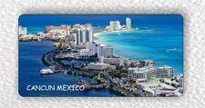 "SOUVENIR FROM CANCUN MEXICO FRIDGE MAGNET 3"" x 5"" -yrg5Z"