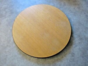 "Vintage Herman Miller 30"" Round Table Top"