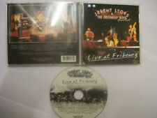 JEREMY LYONS & THE DELTABILLY BOYS Live At Fribourg– 2000 USA CD – Blues - RARE!