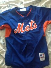 David wright majestic new york mets baseball jersey new with tags size L youth
