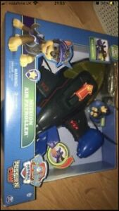PAW PATROL Mission Air Patroller with Chase Figure - Lights and Sounds **NEW**