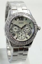 B GUESS MONTRE FEMME LADY WOMAN WATCH CRISTAUX STRASS BRILLANT DAMEN UHR RELOJ
