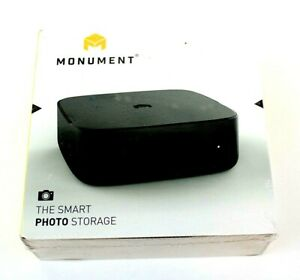 Monument Personal Cloud for Photos - WiFi Only. Back up and Manage Your Photos