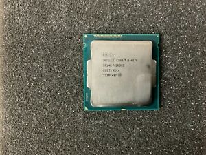 Intel Core i5-4570 4x3,2 GHz up to 3,6 Turbo 6 MB Intel® Smart Cache Sockel 1150