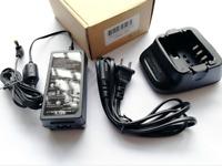 KSC-43 Rapid Desktop Charger for KENWOOD TK-3300 TK-3400 TK-3402 Portable Radio