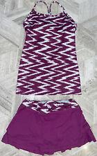 Ivivva Tank And Skirt Set