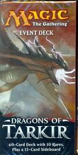 MTG MAGIC 1 EVENT DECK DRAGONS OF TARKIR LANDSLIDE CHARGE ANGLAIS
