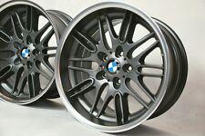 BMW E39 M5 Felgen Styling 65 M Doppelspeiche Alufelgen 18 Zoll E38 E46 E36 E31