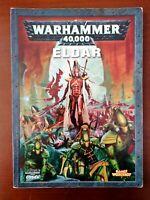 Warhammer 40k Codex Eldar 4th Edition - Softcover in English