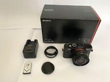 Sony Cyber-shot DSC-RX1R 24.3 MP Full Frame 35MM Compact Digital Camera + Extras