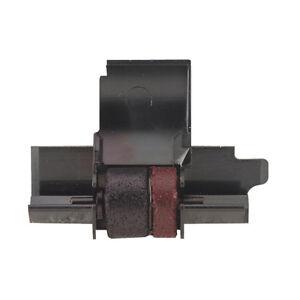 Sharp EL-1801V EL1801V Calculator Ink Roller Compatible Black and Red (3 Pack)