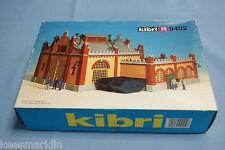 KIBRI 9402 Factory with storage containers Un-build KIT HO