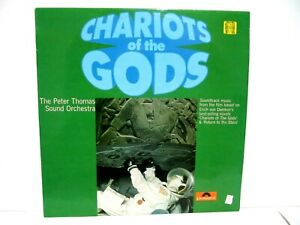 Peter Thomas Sound Orchestra ‎Chariots Of The Gods Vinyl Record 2371 035