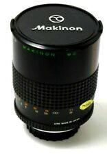 Makinon MC 400mm F6.7 Astral Photography Lens For Contax Yashica EX+
