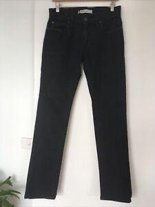 """Mens Sz 30 LEVI'S 511 Slim Fit Jeans Length 34"""""""