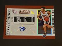 2019 Panini Contenders Playoff Ticket Ty Jerome /18 RC Auto Rookie Autograph