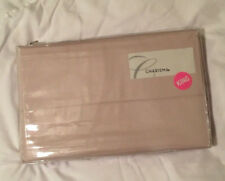 Charisma Avery King Oversized Flat Sheet Light Rose NWT 116 x 106 in,600ct