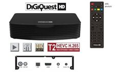 DigiQuest DGQ700 HD HDMI DVB-T2 HEVC H.265 Full HD USB Mediaplayer Receiver