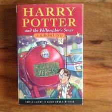 Harry Potter and the Philosophers Stone Bloomsbury 1st Edition, RARE 25th Print