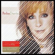 REBA McENTIRE - DUETS CD ~ FAITH HILL~DON HENLEY~LEANN RIMES~CAROLE KING *NEW*