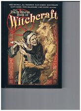Dark Horse Book of Witchcraft HC, Mike Mignola, Hellboy, Jill Thompson, VF-NM