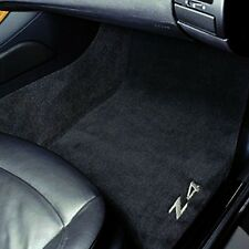 BMW OEM Black Carpet Floor Mats 2002-2008 Z4 2.5i 3.0si Roadster 82110152598