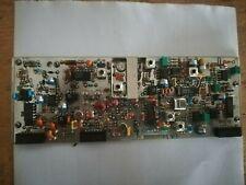 RICEVITORE RECEIVERWATKINS-JOHNSON WJ-8615D(S1) BOARD A1A9 AM FM DEMOD