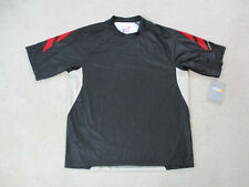 NEW Cannondale Shirt Adult Extra Large Black Red Bicycle Rider Bike Mens