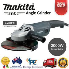 Makita Angle Grinder 2000W 230mm (9in) MT Series M9001G Powerful Trigger Switch