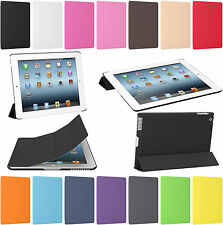 iPad 4 iPad 3 iPad 2 Smart Case Cover Schutz Hülle Etui Tasche Bumper für Apple