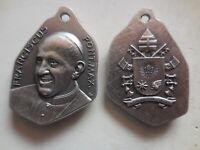 Vaticano medaglia papa Francesco I stemma papale