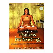 Yoga For Chakra Balancing : Balance & Energise Seven Chakras - English Yoga DVD