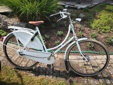 Gazelle Populair weiß Hollandrad Hollandfahrrad Damenfahrrad Damenrad Retro