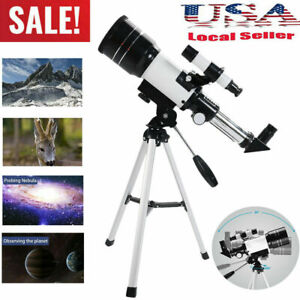 Professional HD Astronomical Telescope Night Vision For Viewing Space Star Moon