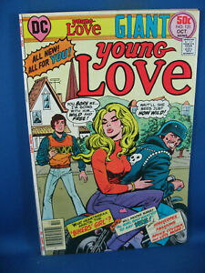 YOUNG LOVE 121 VF 1976