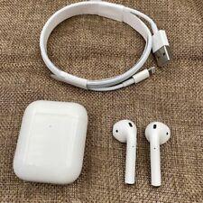 Apple AirPods 2 (2a Generazione) Cuffie Wireless Bluetooth Bianche senza fili