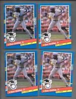 1991 DONRUSS #49 KEN GRIFFEY JR. 4  SEATTLE MARINERS Baseball Cards