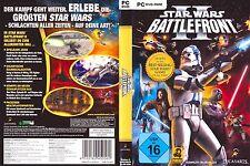 Star Wars: Battlefront II (2) PC Tedesco Top in guscio DVD