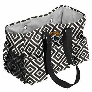 Logo Brand NFL Jacksonville Jaguars Junior Caddy Tote Bag