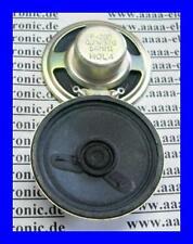 Altoparlante per citofono campanello appendice 32 Ohm 0,2w Ø 50mm 1 PZ
