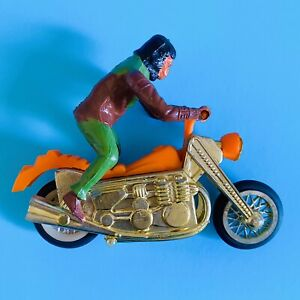 Vintage Toy - Planet Of The Apes GALEN Motorized Stunt Cycle - AHI Azrak 1967