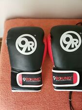 9 Round Kickboxing gloves, Open Package