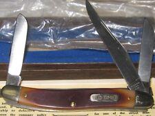 Vintage Old Timer 610T Schrade 3 Blade Pocket Knife Mint NOS BOX NEW