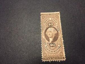 US Revenue stamp R53c (1)
