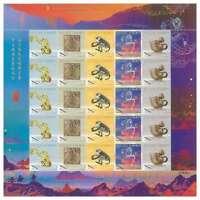 China Macau 2016 FULL S/S New Year of  Monkey stamp Zodiac  猴