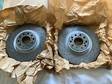 GENUINE HONDA CIVIC TYPE R FRONT BRAKE DISCS FK2 FK8 BREMBO 2015 ONWARDS