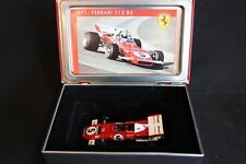 IXO / Hot Wheels Ferrari 312 B2 1971 1:43 #5 Mario Andretti (USA) in special box